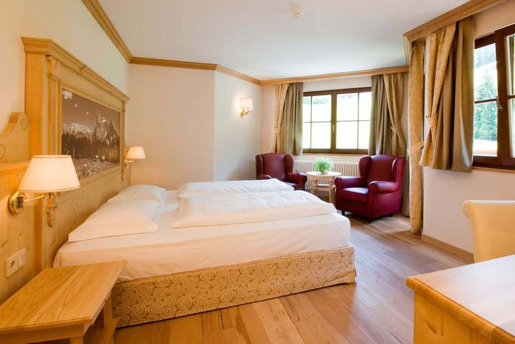 Zimmer unseres Hotels